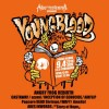 """'16.09.04 [sun] ANGRY FROG REBIRTH presents """"YOUNG BLOOD"""" ANGRY FROG REBIRTH / CASTAWAY / Azami / INCEPTION OF GENOCIDE / AIRFLIP / WAFY /Amelia! / ARES INWORDS / 「Story of Hope」 / Popcorn DEAD Shrimps(O.A)"""