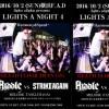 '16.10.02 [sun] LIGHTS ALIGHTS presents 「LIGHTS A NIGHT 4」 RIDDLE / STRIKE AGAIN / (O.A) MELODIC FANCLUB