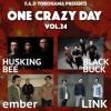 '19.05.06 [mon,祝] ONE CRAZY DAY vol.24 HUSKING BEE / BLACK BUCK / ember / LINK