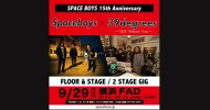 "'19.09.29 [sun] SPACE BOYS""結成15周年企画横浜編"" 〜39degrees ""SILK"" Release Tour〜 SPACE BOYS / 39degrees"