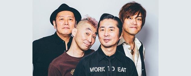 【公演延期】'20.08.09 [sun] 怒髪天 presents YOKOHAMA オトコまえ 2020
