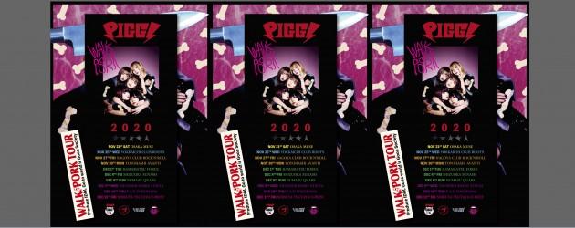 '20.12.10 [thu] PIGGS 「WALK or PORK TOUR」
