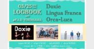 "'21.03.25 [tue] ""LOGBOOK"" vol.4 Doxie / Orca-Luca / Lingua Franca"