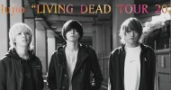 "'21.03.29 [mon] Halujio ""LIVING DEAD TOUR 2021″ w / kalmia / Adler"
