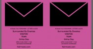 '21.04.03 [sat] LETTERS vol.203 Surrounded By Enemies / VOSTOK / TEAR / Grimy Day